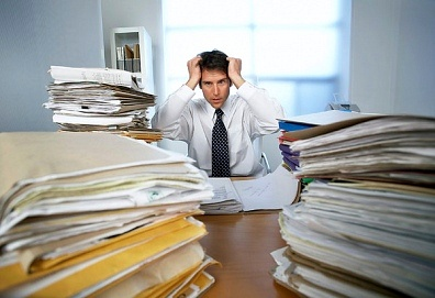 The dreaded task of bookkeeping!