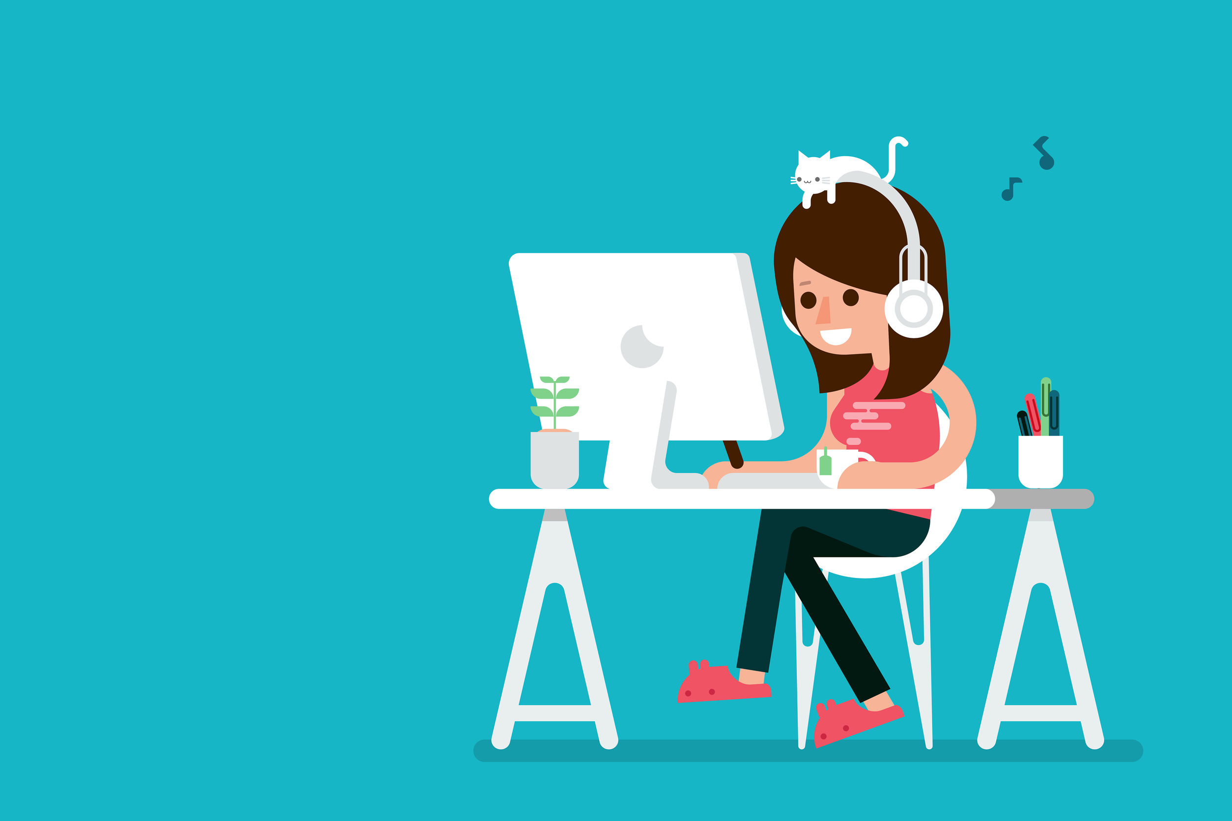 New Year, New Business? Deciding To Go Freelance